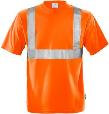 Fristads High Vis T-Shirt CL 2 7411 TP (Hi Vis Orange)